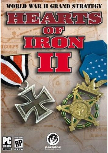 Hearts of Iron 2 cover