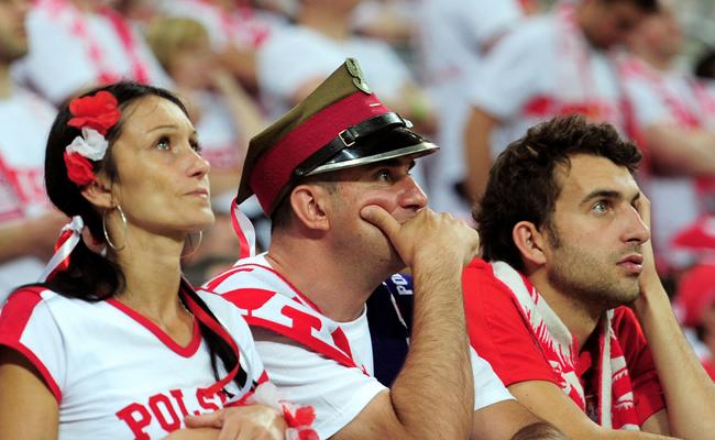 big kibice polska porazka