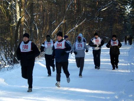 bieganie zimą, jak biegac w zimie