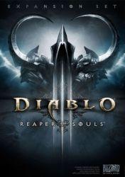 Diablo 3 reaper of souls box art 0