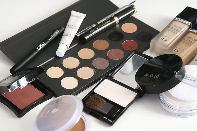 przechowywanie kosmetyków